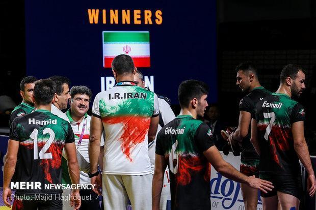 مشکل انضباطی یک رئیس فدراسیون ایران، کار به نیروهای امنیتی کشید!