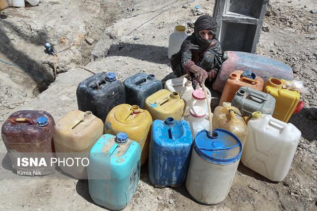 تنش های آبی در روستاهای سیستان و بلوچستان