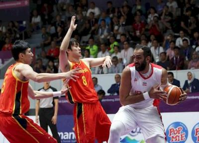 افسوس بسکتبال در جاکارتا با تکرار نایب قهرمانی، تیم بی دفاع