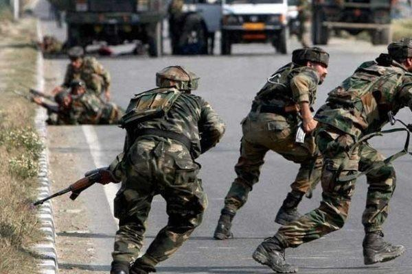 25 نفر طی درگیری در کشمیر زخمی شدند
