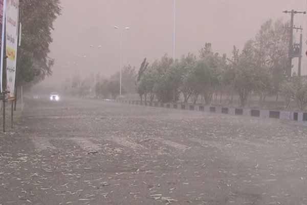 اردبیلی ها منتظر وقوع طوفان و تندباد با سرعت 100 کیلومتر باشند