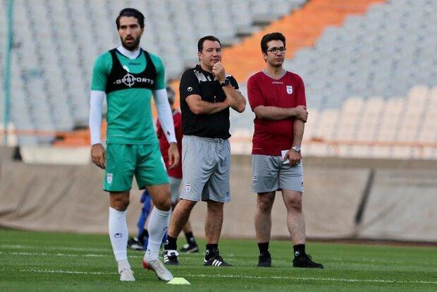 ایرانی فوتبال تهاجمی دوست دارد، امتیاز کم در رنکینگ فیفا مهم نیست