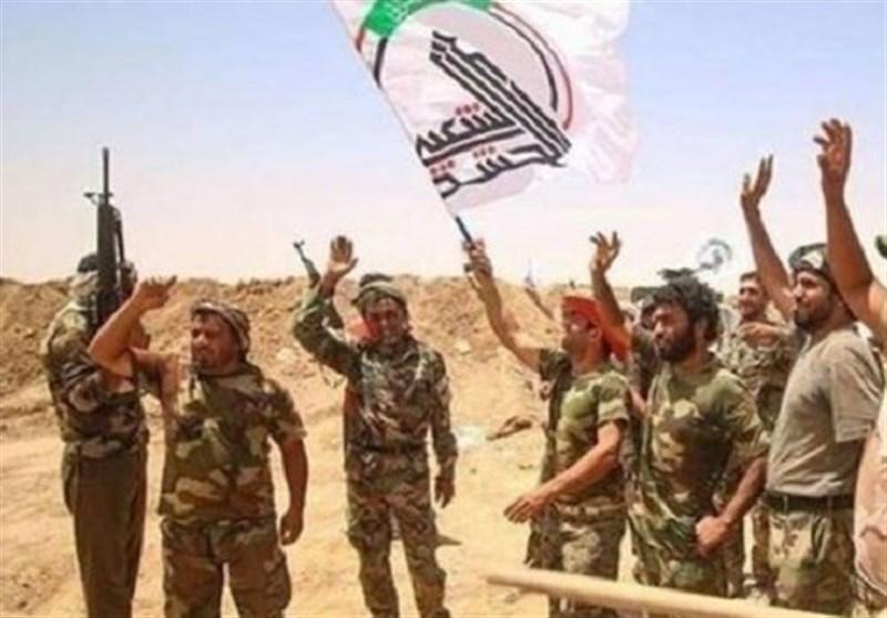 عراق، عملیات موفقیت آمیز حشد شعبی در مرز مشترک با سوریه، دیدار حلبوسی با رؤسای فراکسیون های پارلمانی