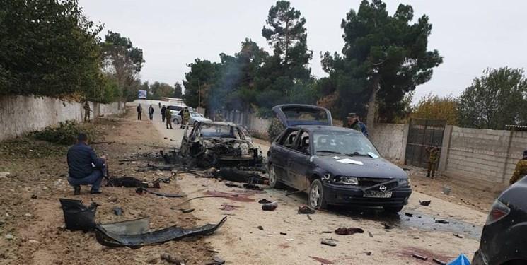 حمله شبه نظامیان به یک پاسگاه مرزی در تاجیکستان