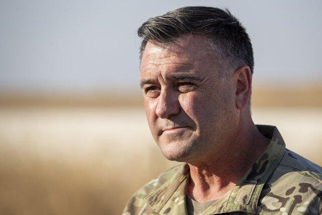 فرمانده ارشد آمریکایی همچنان شراکت با کُردها را قدرتمند می داند
