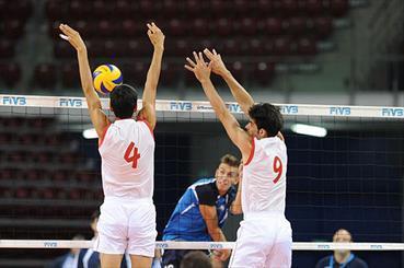 شکست تیم والیبال ناشنوایان ایران در اولین ملاقات